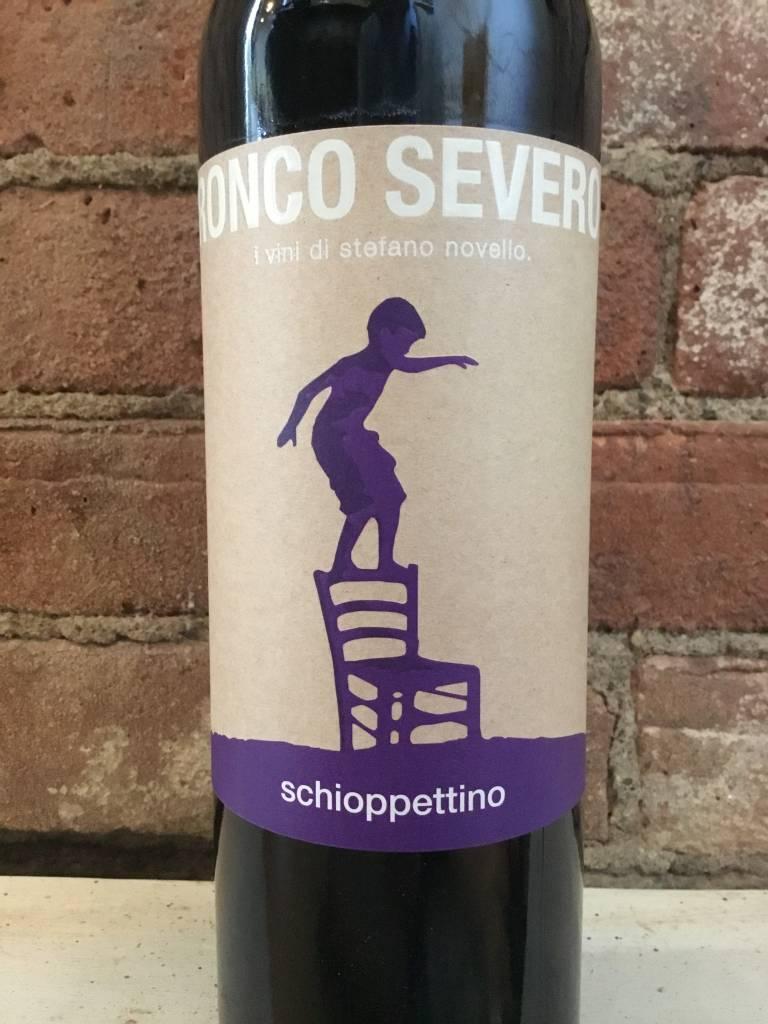 2015 Ronco Severo Schioppettino di Prepotto, 750ml
