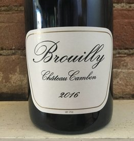 2016 Chateau Cambon Brouilly, 750ml