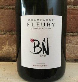 NV Champagne Fleury Brut Blanc de Noirs, 750ml