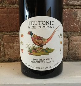 2017 Teutonic Wine Company Red, 750ml