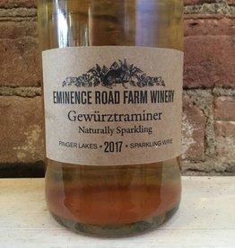 2017 Eminence Road Sparkling Gewurztraminer, 750ml