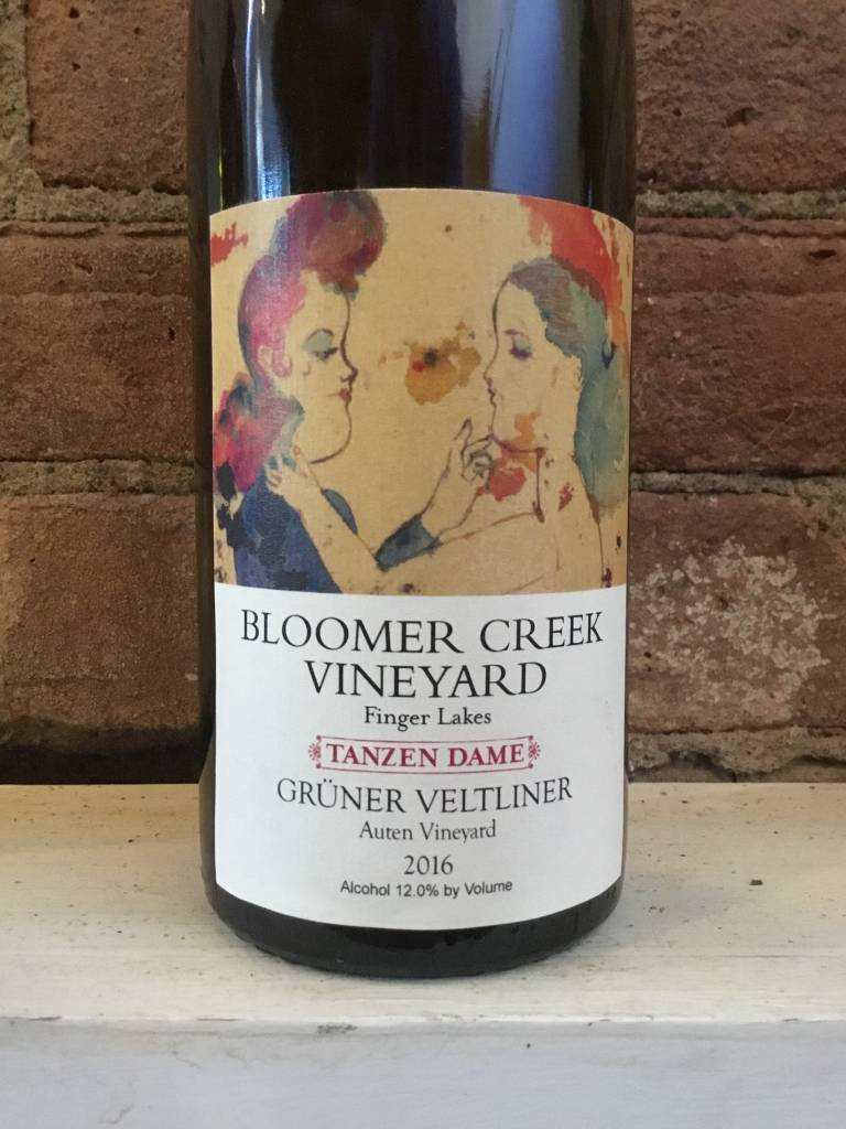 2016 Bloomer Creek Gruner Veltliner, 750ml