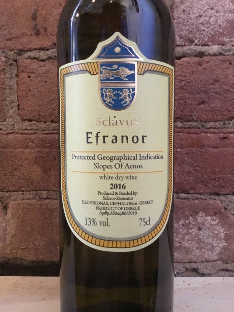2016 Sclavos Efranor,750ml