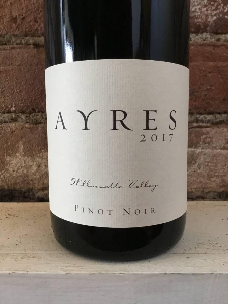 2017 Ayres Pinot Noir Willamette Valley,750ml