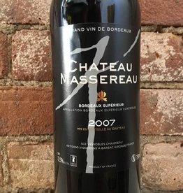 2007 Chateau Massereau Cuvee K Bordeaux Superior,750ml