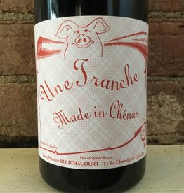 "2016 P. Jambon ""Une Tranche"" Made in Chenas, 750ml"