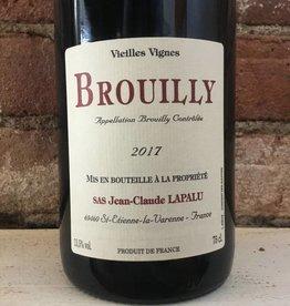 2017 Lapalu Brouilly Vieilles Vignes, 750ml