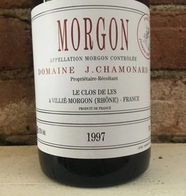 1997 Chamonard Morgon Le Clos de Lys, 750ml
