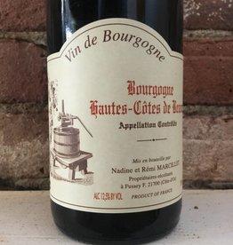2016 Marcillet Bourgogne Hautes-Cotes de Baunes, 750ml