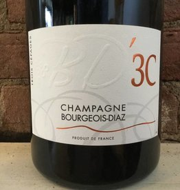 NV Champagne Bourgeois-Diaz 3C, 1.5L