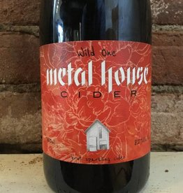 "Metal House ""Wild One"" Cider, 750ml"