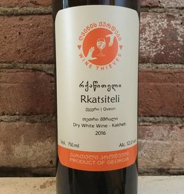 2016 Wine Thieves Rkatsiteli, 750ml