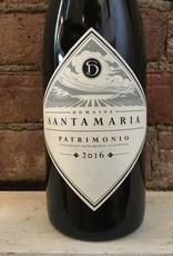 2016 Santamaria Patrimonio Blanc, 750ml