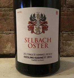 2014 Selbach Oster Zeltinger Himmelreich Riesling Halbtrocken 1.5L