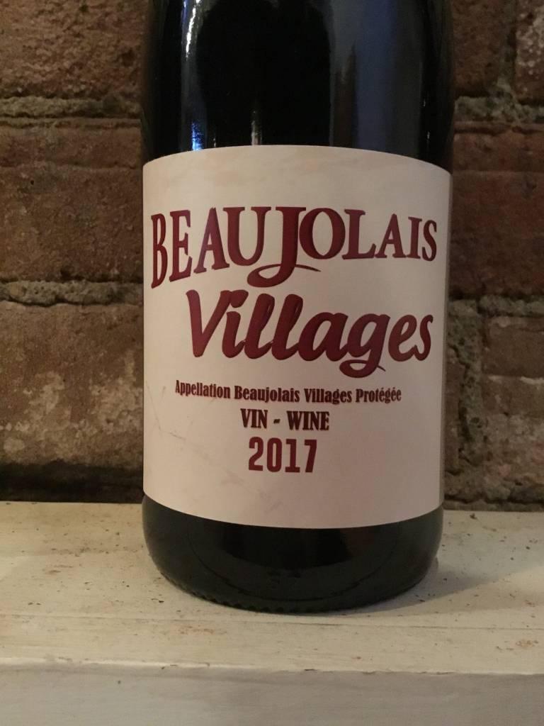 2017 Fallecker Beaujolais Villages, 750ml