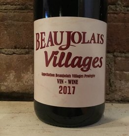 2017 Fallecker Beaujolais Villages, 750ml