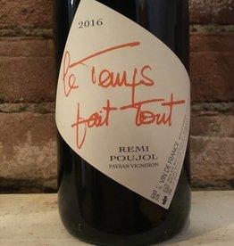 2016 Remi Poujol Le Temps Fait Tout Rouge,750ml