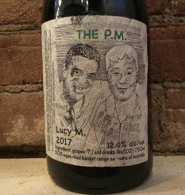 2017 Lucy Margo Pinot Merlot,750ml