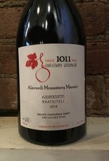 """2014 Alaverdi """"Since 1011"""" Rkatsiteli,750ml"""