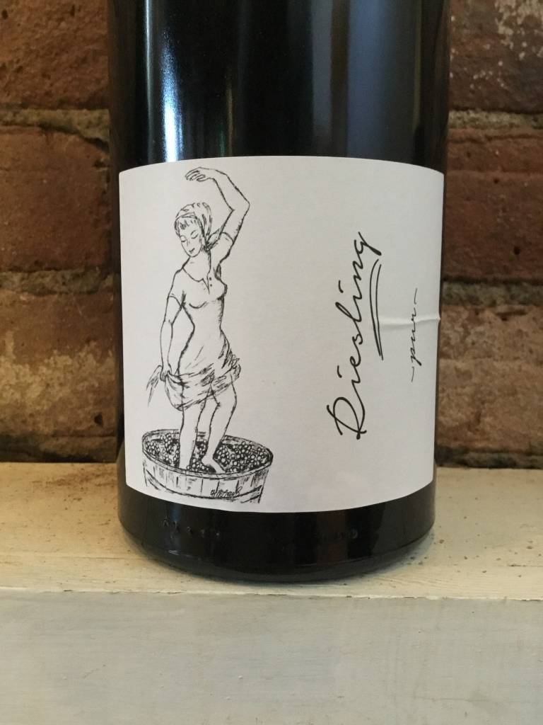 2017 Brand Riesling Pur, 1.5L