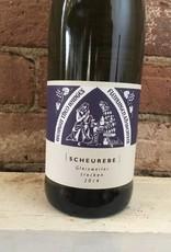2014 Minges Gleisweiler Scheurebe Trocken, 750ml