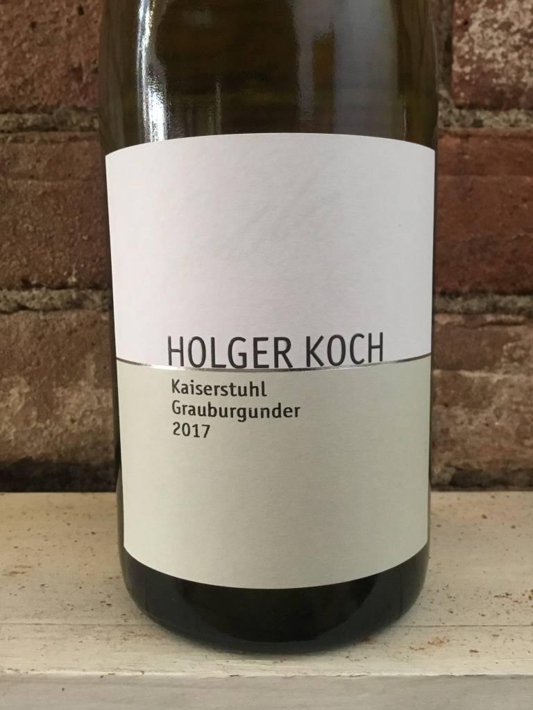 2017 Holger Koch Grauburgunder Kaiserstuhl, 750ml