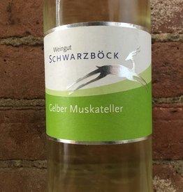 2014 Schwarzbock Gelber Mustateller, 750ml