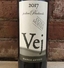 """2017 Podere Pradarolo """"Vej"""" Bianco Antico, 750ml"""