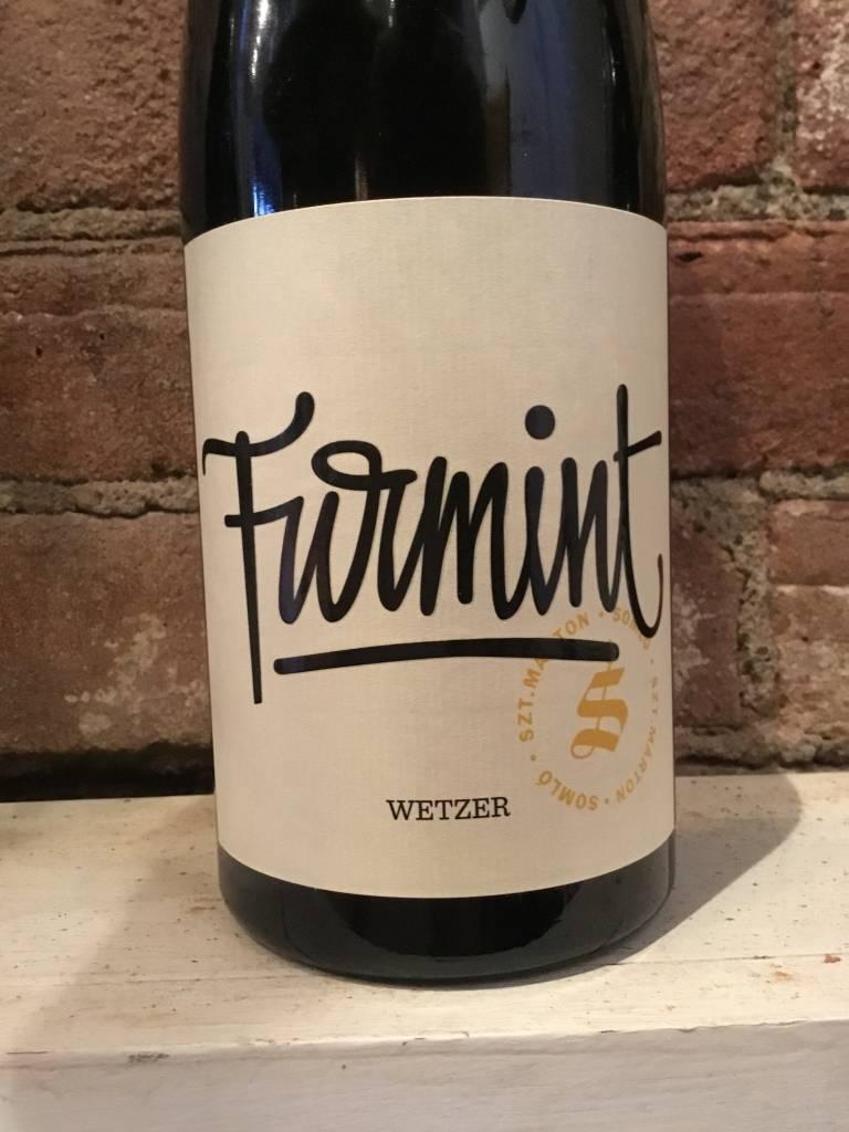 2017 Peter Wetzer Furmint Somlo,750ml