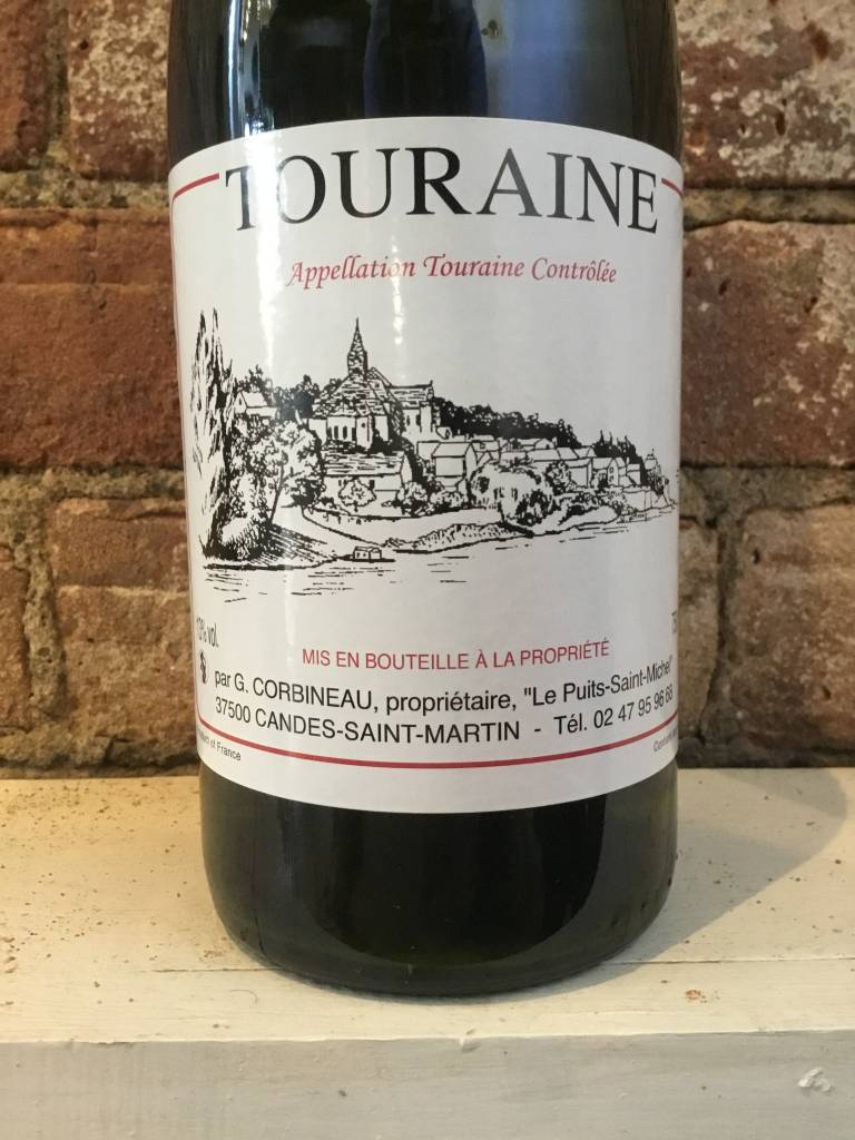 1994 Patrick Corbineau VDF Touraine Rose, 750ml