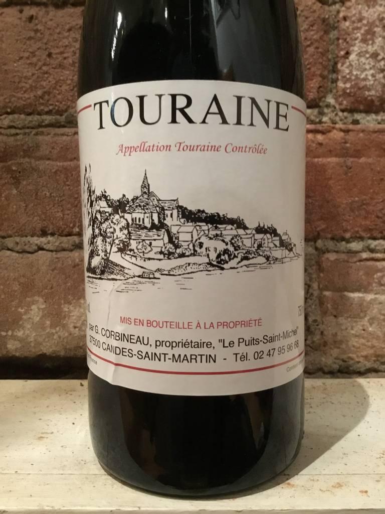 """2011 Patrick Corbineau Touraine """"Les Conquetes"""" Rouge,750ml"""