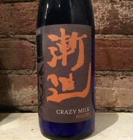 """Banzai Nigori Sake """"Crazy Milk"""", 720ml"""