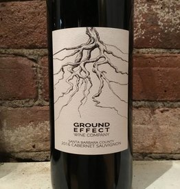 2016 Ground Effect Cabernet Sauvignon Santa Barbara, 750ml