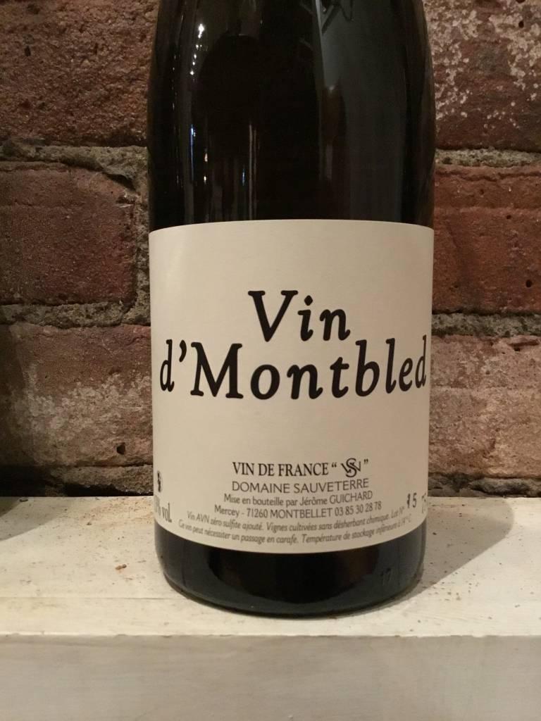 """2015 Jerome Guichard VDF """"Vin de Montbled"""" White, 750ml"""