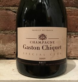 "2009 Gaston-Chiquet Champagne Brut ""Special Club Millesime"", 750ml"