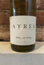 2017 Ayres Pinot Blanc Willamette Valley, 750ml