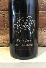 """2016 Matthieu Barret """"Petit Ours"""" Cotes du Rhone, 750ml"""
