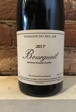 2017 Domaine du Bel Air Bourgeuil, 750ml