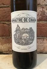 2014 Maitre-de-Chai Sauvignon Blanc Herron Vineyard, 750ml