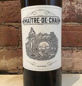 2014 Maitre-de-Chai Sauvingnon Blanc Herron Vineyard, 750ml