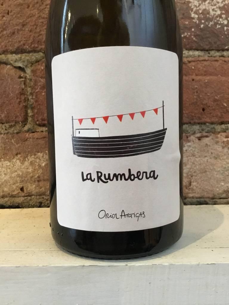 """2017 Oriol Artigas """"La Rumbera"""" Blanco, 750ml"""