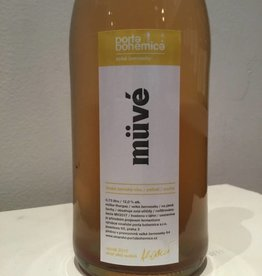 "2017 Porta Bohemica ""Muve"" Pet-Nat, 750ml"