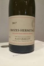 2017 Alain Graillot Crozes-Hermitage Blanc, 750ml