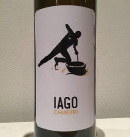 2017 Iago's Wine Chinuri Skin Contact, 750ml