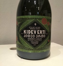 "2017 Lapati ""Kidev Erti"" Chinuri Extra Brut, 750ml"
