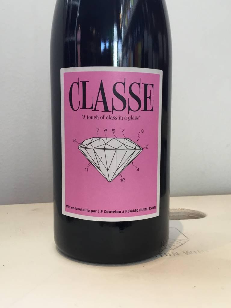 2017 Mas Coutelou VDF Classe Rouge, 750ml