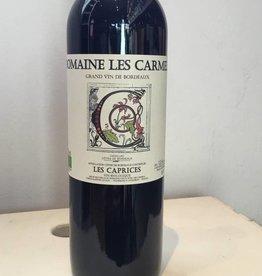 """2017 Domaine les Carmels Cadillac Bordeaux """"Les Caprices"""", 750ml"""