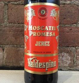 NV Valdespino Moscatel Promesa, 750ml