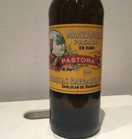 """NV Bodegas Barbadillo """"Pastora"""" Manzanilla Pasada, 375ml"""