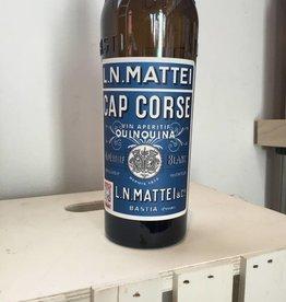 """Mattei """"Cap Corse"""" Quinquina Blanc, 750ml"""